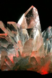 bergkristall gruppe